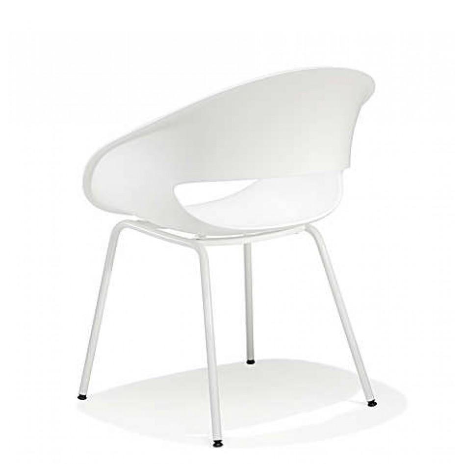Sessel Volpino Mit 4 Fuß Gestell Loungemöbel Sitzmöbel Shop